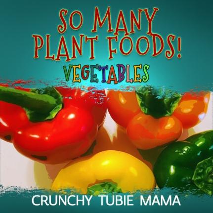 so many plant foods